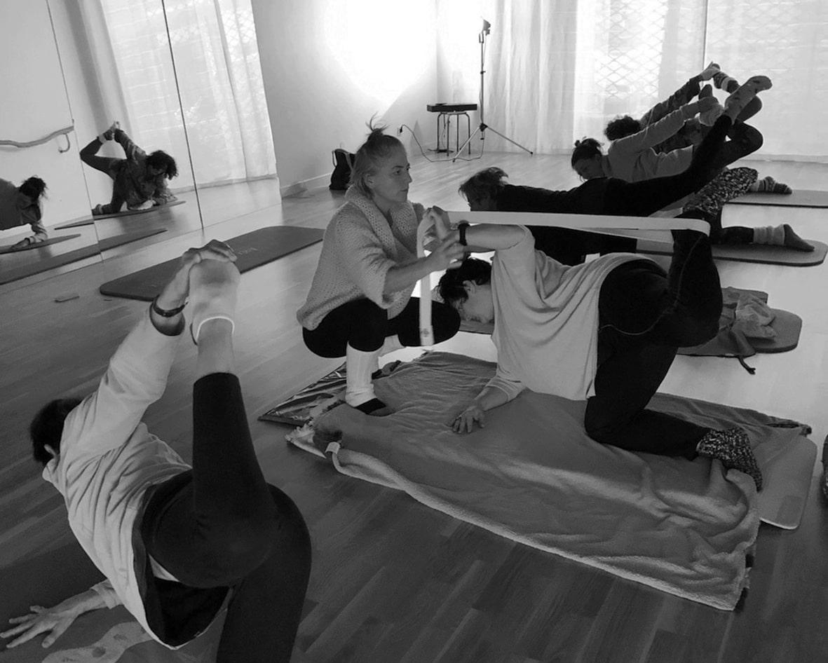 Gym douce Cours de Tunde Pasdach Benecorps