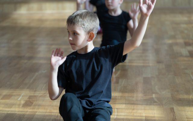 cours de danse mixte